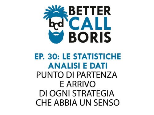 Better Call Boris episodio 30: Le Statistiche