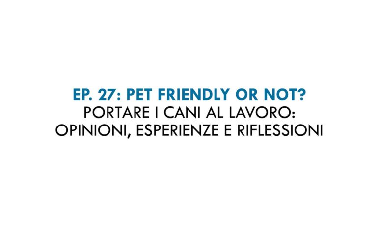 Better Call Boris episodio 27 – Pet Friendly or not?