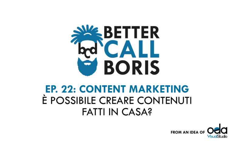 Better Call Boris episodio 22: Immagine homemade