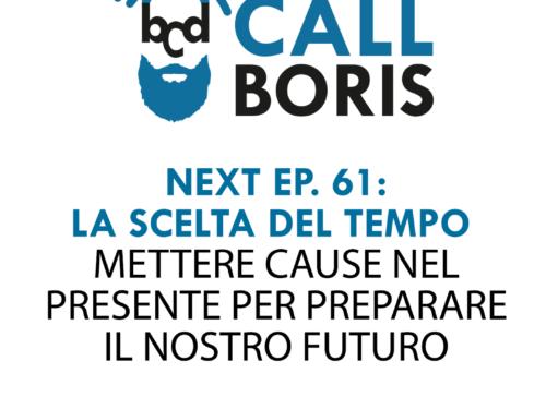Better Call Boris episodio 61 – Se vuoi un albero domani devi piantarlo oggi