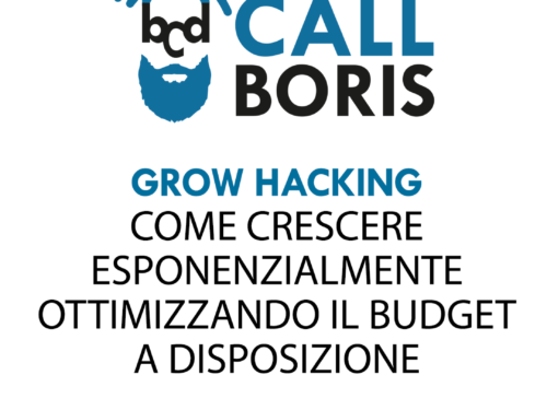 Better Call Boris episodio 64 – il Growth Hacking