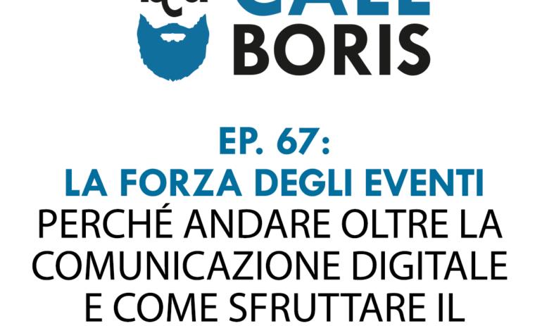 Better Call Boris episodio 67 – Non vogliamo farne a meno