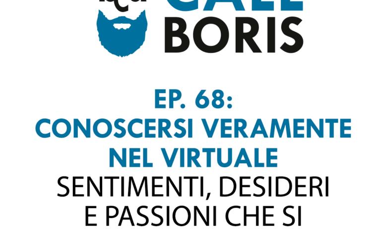 Better Call Boris 68 – Le persone dietro i Dati