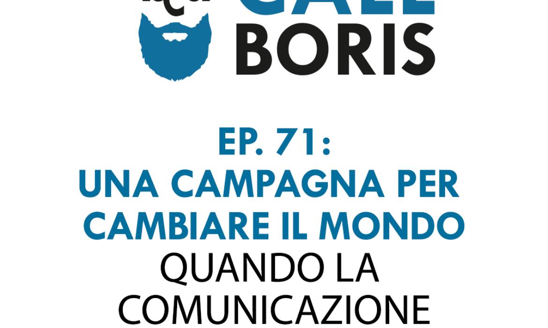 Better Call Boris episodio 71: La comunicazione nel sociale