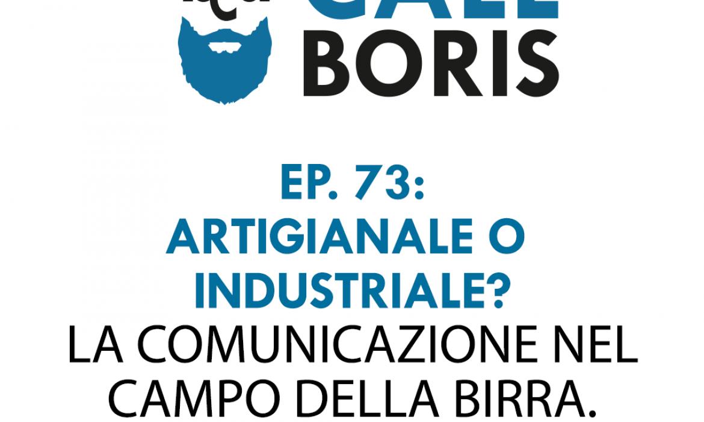 Better call Boris 73: Strategie diverse stesso prodotto – La Birra